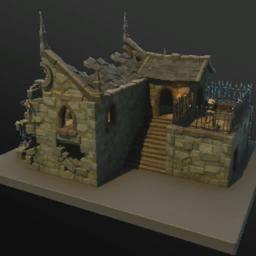 Abandoned Dwelling - Prefab - Fortnite.png