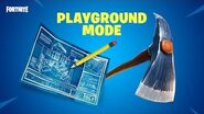PLAYGROUND MODE AVAILABLE NOW
