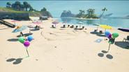 Believer Beach (Sand Marking 1) - Location - Fortnite