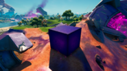 Cube (Timber Tent) - Cube - Fortnite