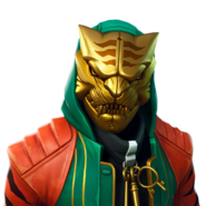 Master Key (Masked) - Outfit - Fortnite