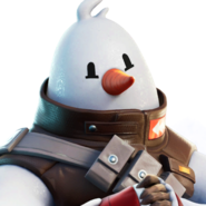 Snowmando - Outfit - Fortnite