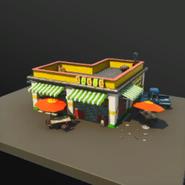 Tacos Stand - Prefab - Fortnite