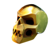 Mystiques Skull - Back Bling - Fortnite