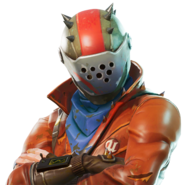 Rust Lord (New) - Outfit - Fortnite