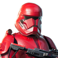 Sith Trooper - Outfit - Fortnite