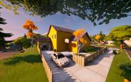 Yellow House - Retail Row - Fortnite