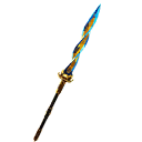 Gilded Morphic Blades (Spear) - Harvesting Tool - Fortnite
