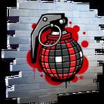 Grenade de Wade