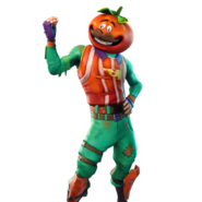 Tomatohead (Default Featured) - Outfit - Fortnite