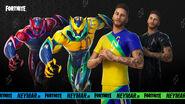 Neymar Jr - Promo - Fortnite