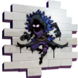 Pixel Raven - Spray - Fortnite