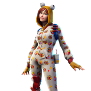 Onesie (Old Leaked) - Outfit - Fortnite