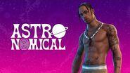 Fortnite and Travis Scott- Astronomical Trailer