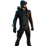 Green Arrow (Featured) - Outfit - Fortnite