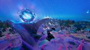 Zero Point Trapping scene 3 - Fortnite