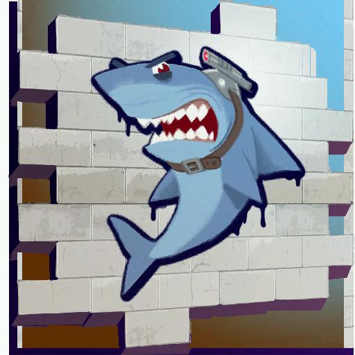 Requin Laser (Aérosol)