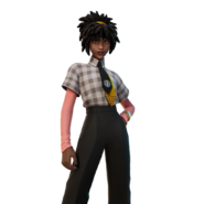Doctor Slone (Featured Ponytail) - Outfit - Fortnite