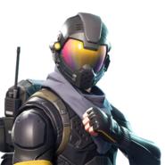 New Rogue Agent - (Fortnite)