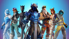 Season 7 - Battle Royale