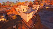 The Spire (Dormitory - Back View) - Location - Fortnite