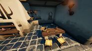 The Spire (Market - Outdoor Table) - Location - Fortnite