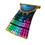 Waveform - Back Bling - Fortnite