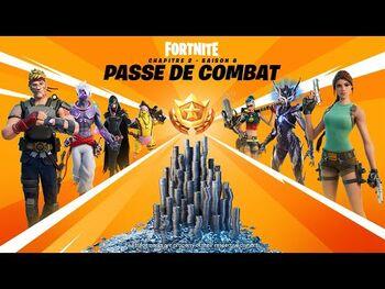 Fortnite Chapitre 2 - Saison 6 Présentation du Passe de combat