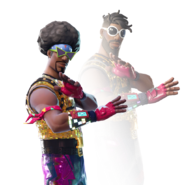 Funk Ops (Featured) - Outfit - Fortnite
