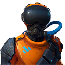 Supersonic (Wolf) - Outfit - Fortnite