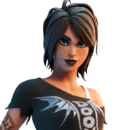 TNTina (Shadow) - Outfit - Fortnite