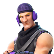Sub Commander (New) - Outfit - Fortnite
