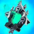Portail Spectral Vert