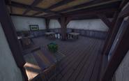 Misty Meadows (Blue Restaurant - Inside - First Floor) - Location - Fortnite