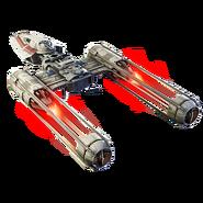 Y-Wing - Glider - Fortnite