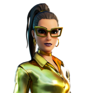 Jennifer Walters (Gold Foil) - Outfit - Fortnite