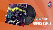 Original (Remix Futuriste) - Musique