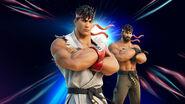 Ryu - Promo - Fortnite