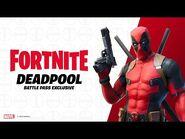 Deadpool Has Arrived - Fortnite