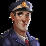 Male 3 - Dependable Survivor - Fortnite