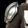 Mandalorian (Left Sholder - Beskar) - Outfit - Fortnite.png