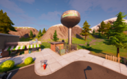 Water Tower - Retail Row - Fortnite