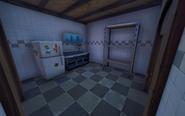 Misty Meadows (Blue Restaurant - Inside - Kitchen) - Location - Fortnite
