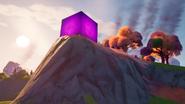 Steamy Cube Scenic Spot - Event - Fortnite