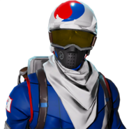 Alpine Ace KOR - Outfit - Fortnite
