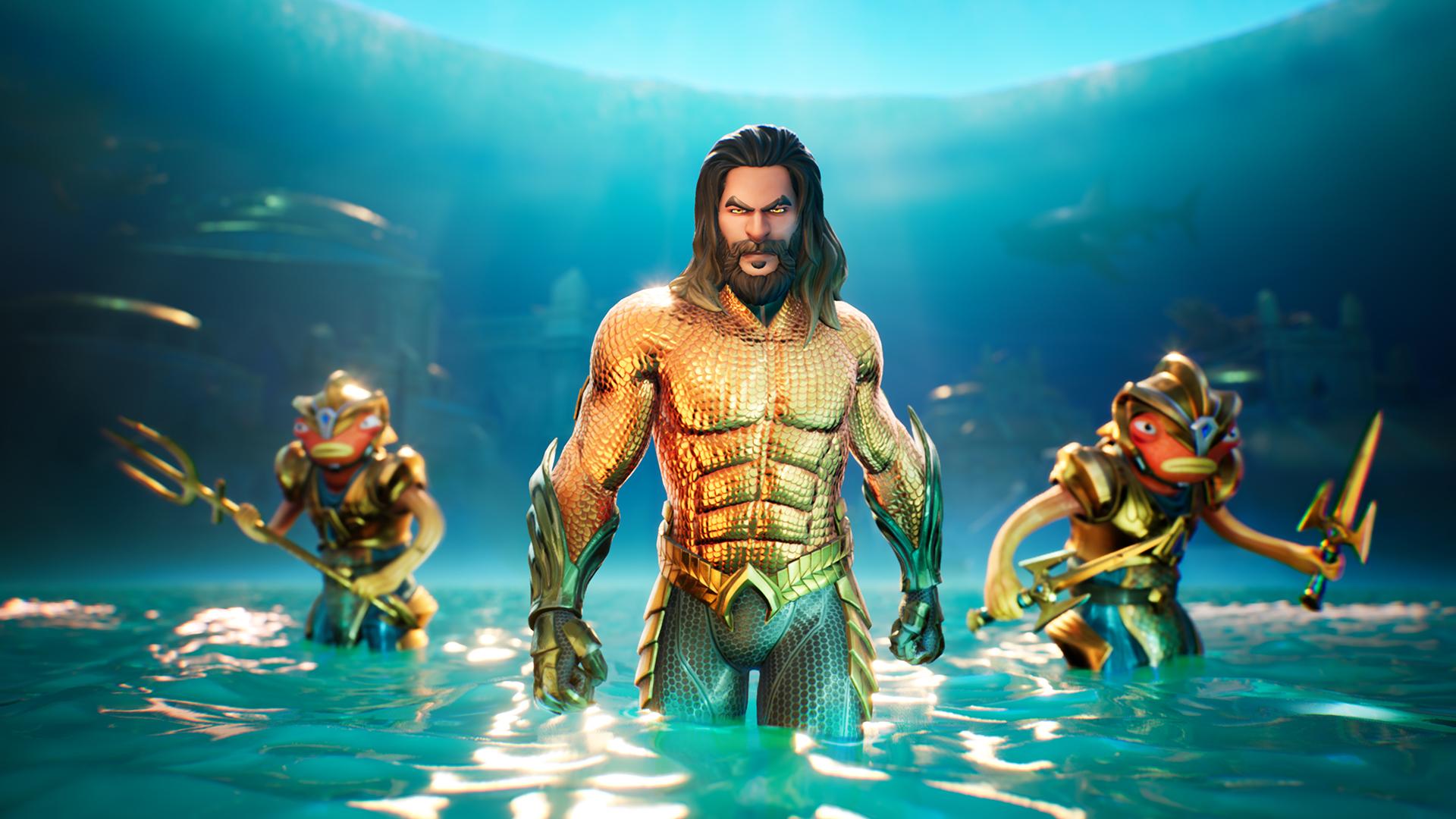 Aquaman (Ensemble)
