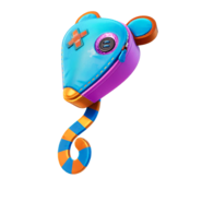 Squee - Back Bling - Fortnite