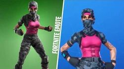 CHASSEUSE_ÉCLAIREUSE_(Outfit_Fortnite)