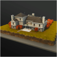 Spooky Mansion Gallery - Gallery - Fortnite