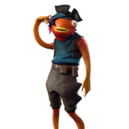 Fishstick (Pirate Featured) - Outfit - Fortnite